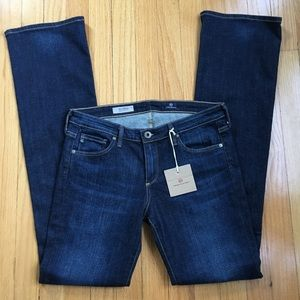 NWT Adriano Goldschmeid Jeans